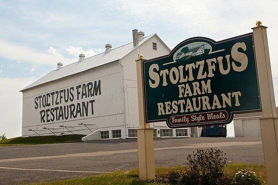Stoltzfus Farm Restaurant:  Homemade Ham Loaf