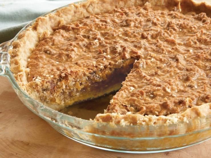 Amish Sawdust Pie