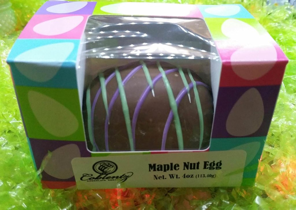 Amish Amazon: Maple Nut Easter Egg,  A Vintage Cookbook,  Apple Cinnamon Jelly, and More!