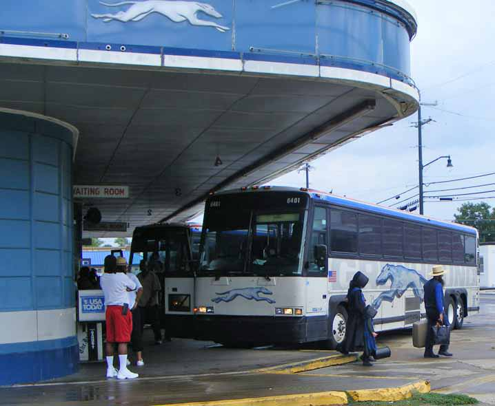 Thoughts On Buses: Greyhound, Trailways, and Others - Amish