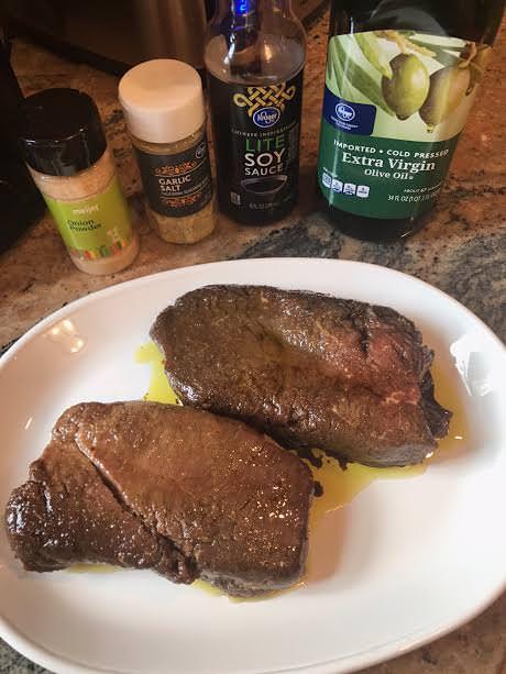 "Six Amish Steak Recipes, plus a couple ""budget steaks"""