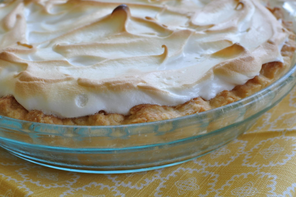Mrs. Miller's Prize-Winning Lemon Meringue Pie