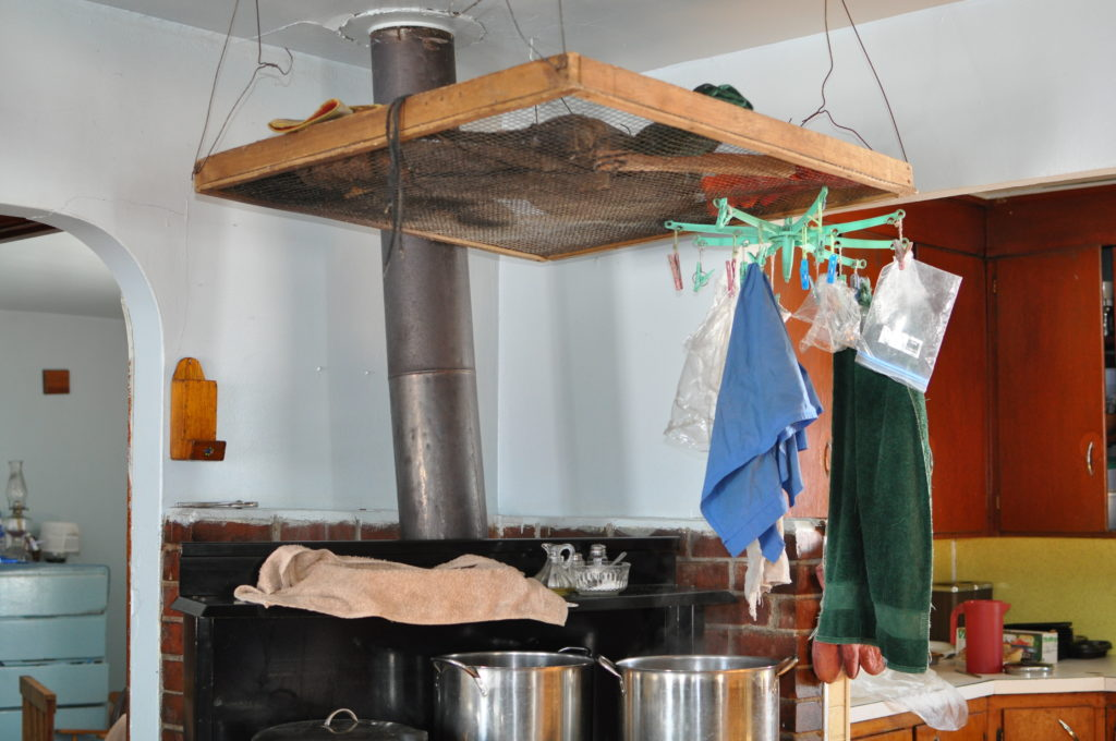 Scenes From An Amish Kitchen