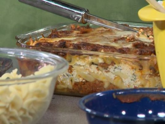 Amish in the News: Amish-Italian Casserole, Sweet Potato Casserole,  Giant Amish Auction, and More!