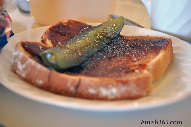 The Amish Cook:  Gloria's Apple Butter