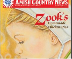 Amish Country News – Beautiful Cover!
