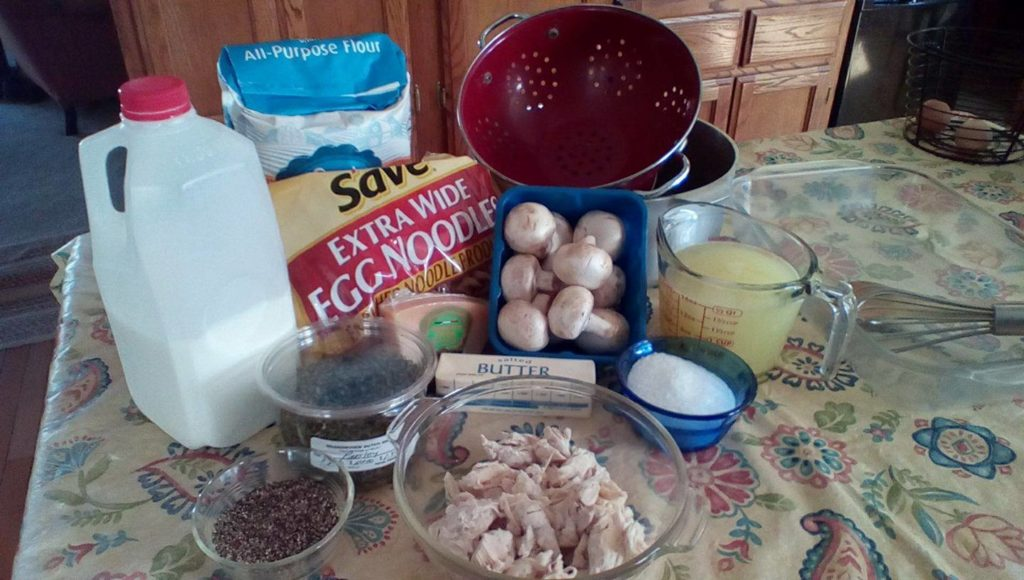 Emma's Amish Dutch Oven Chicken Casserole With Easy Sauce