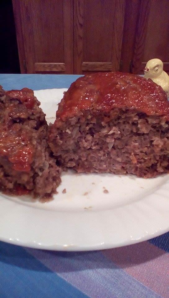 Marriage Meatloaf - Amish Meatloaf Recipe