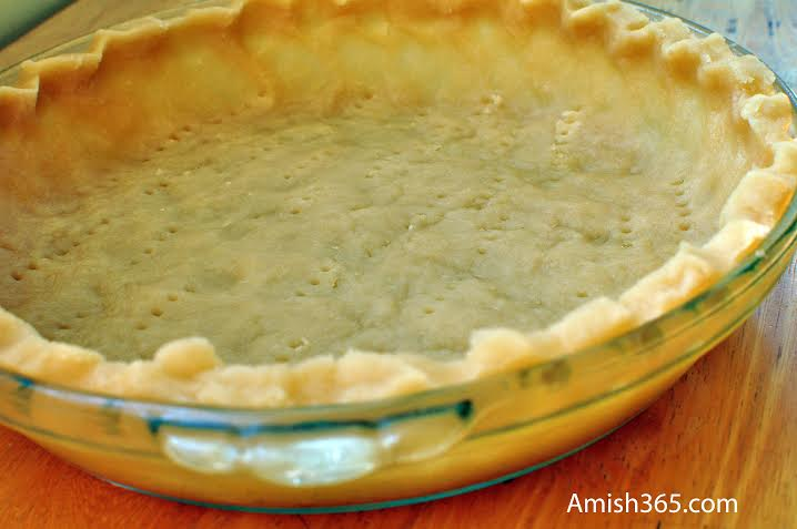 Pat a Pan Pie Crust