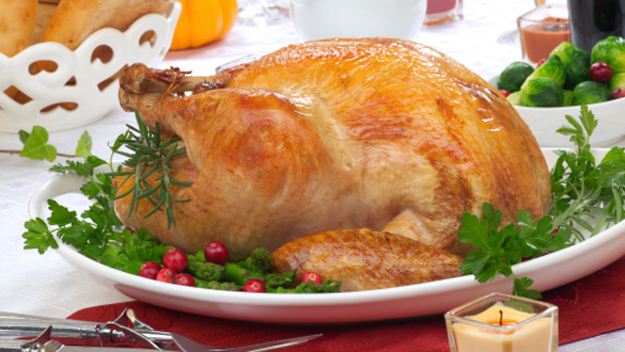 The Amish Cook: Daniel Talks Turkey