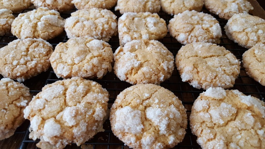 Weekly Blogroll: Angel Food Cookies,  Amish Fudge, Amish Christmas Recipes, Calendar, and More!