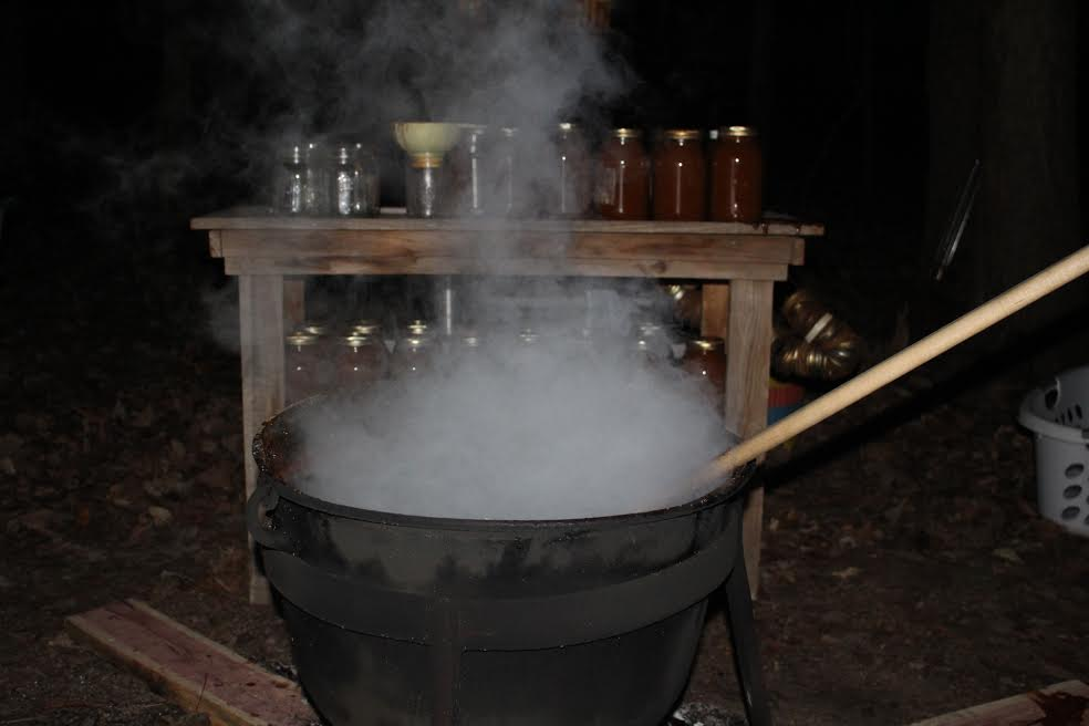 The Amish Cook's Winter Chili Soup