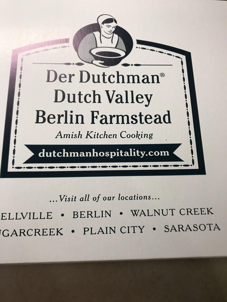 Amish Doughnuts – Mmmmm