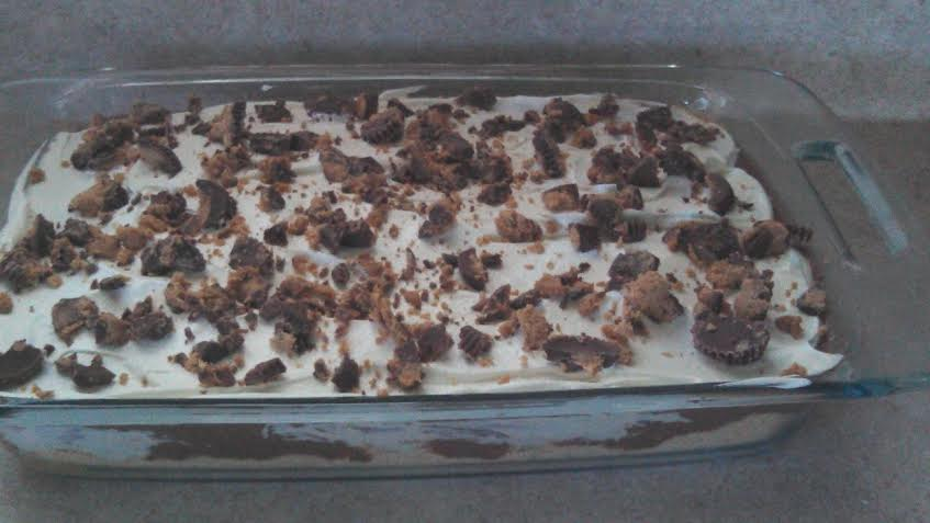 Amish Peanut Butter Pudding
