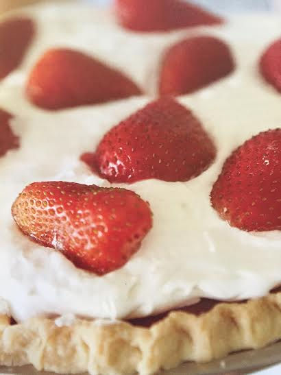 Trending Recipes, 3-16-19:  Strawberry Pie, Strawberry Coffeecake, Asparagus-Potato Soup, and More!