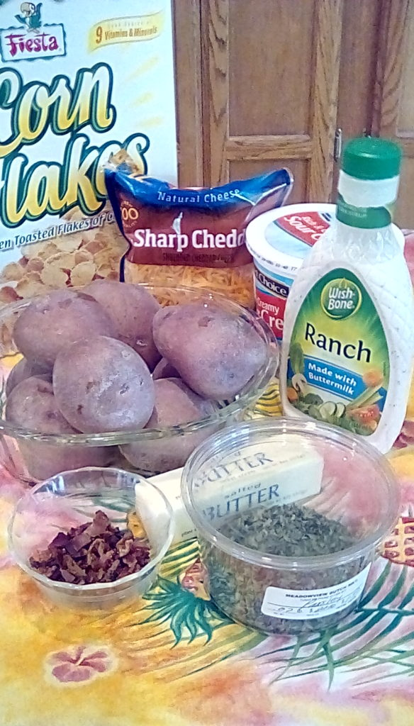 Amish Ranch Potato Casserole and 5 Other Amish Recipes With Potatoes!