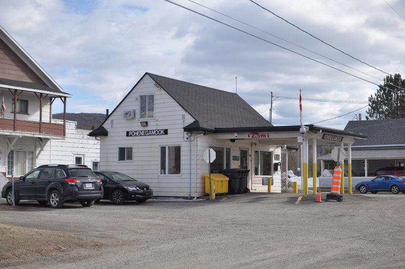 Estcourt Station, Maine