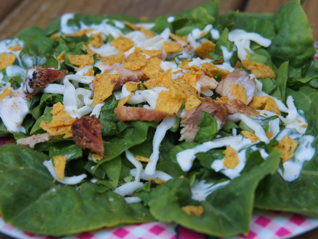 The Amish Cook – Chicken Mozzarella Salad