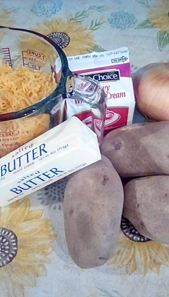 Stove-Top Au Gratin Potatoes and 4 More Amish Potato Recipes