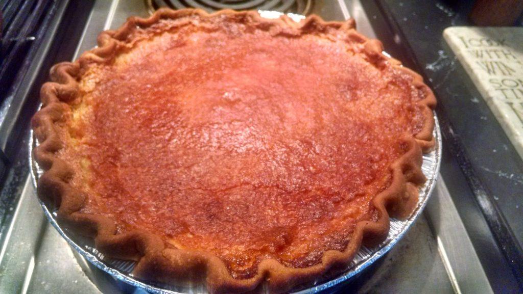 Weekly Blogroll:   Classic Amish Buttermilk Pie,  Mennonite Sour Cream Chicken, Sauerkraut Salad, and More
