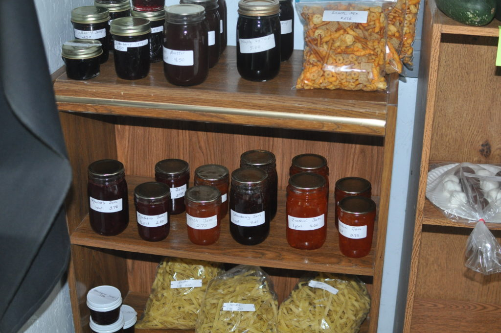 Visit to an Amish Candy Store….