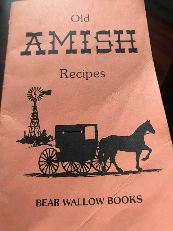 Amish Butterscotch Muffin Rolls