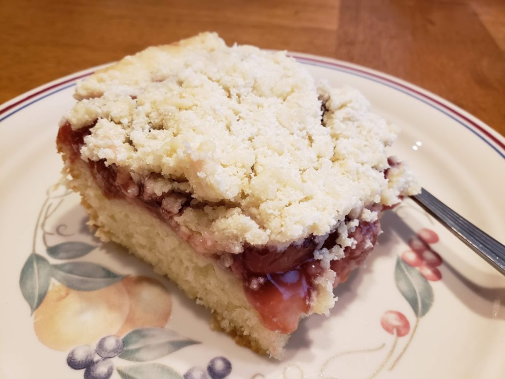 Weekly Blogroll: Amish Cherry Coffeecake, Ham Loaf,  Home Joys, and More