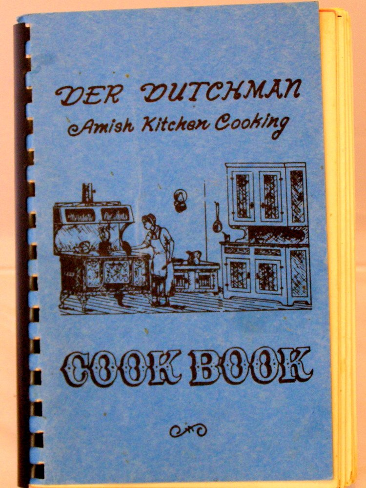Amish Amazon:  Plum Jam, Der Dutchman Cookbook, Raw Mountain Honey, and More!