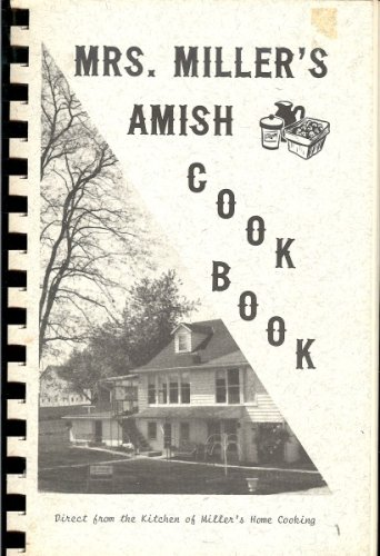Amish Amazon:  Amish Church Peanut Butter Spread, Vanilla Peaches, an Intriguing Cookbook, and More!