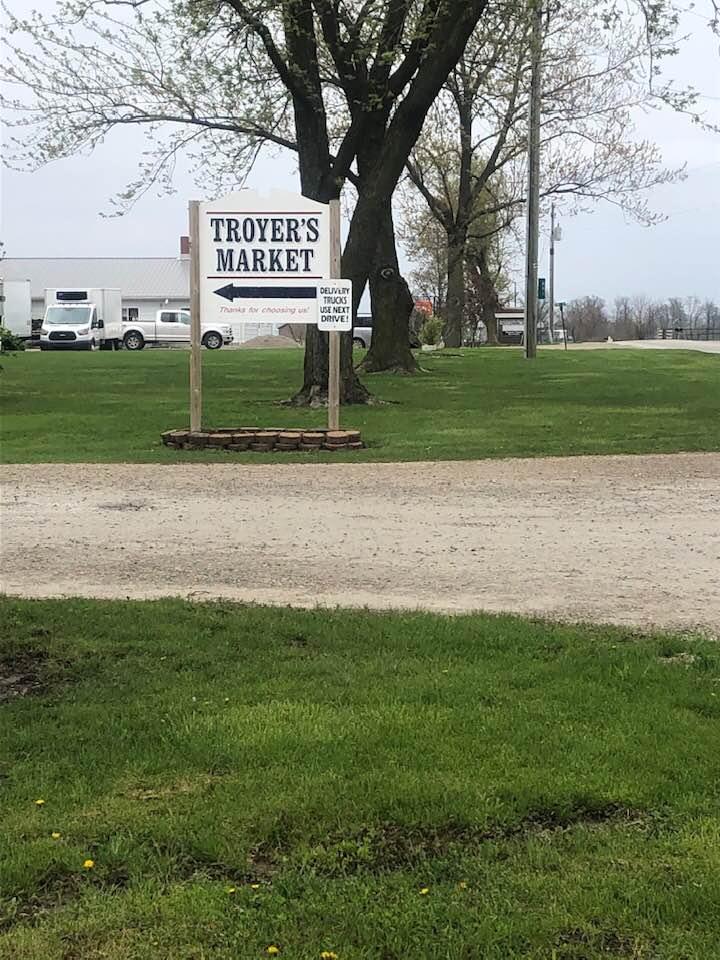 Troyer's Market – Berne
