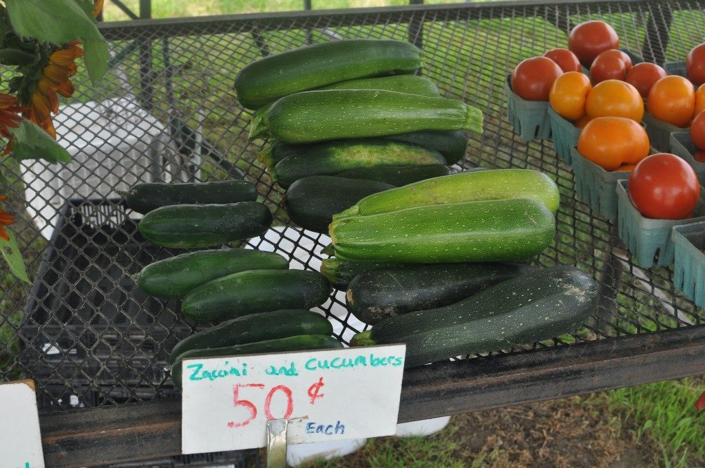New – Friday Favorites – Zook's Produce Stand, 5 Amish Corn Recipes, Roasted Summer Veggies, and More!