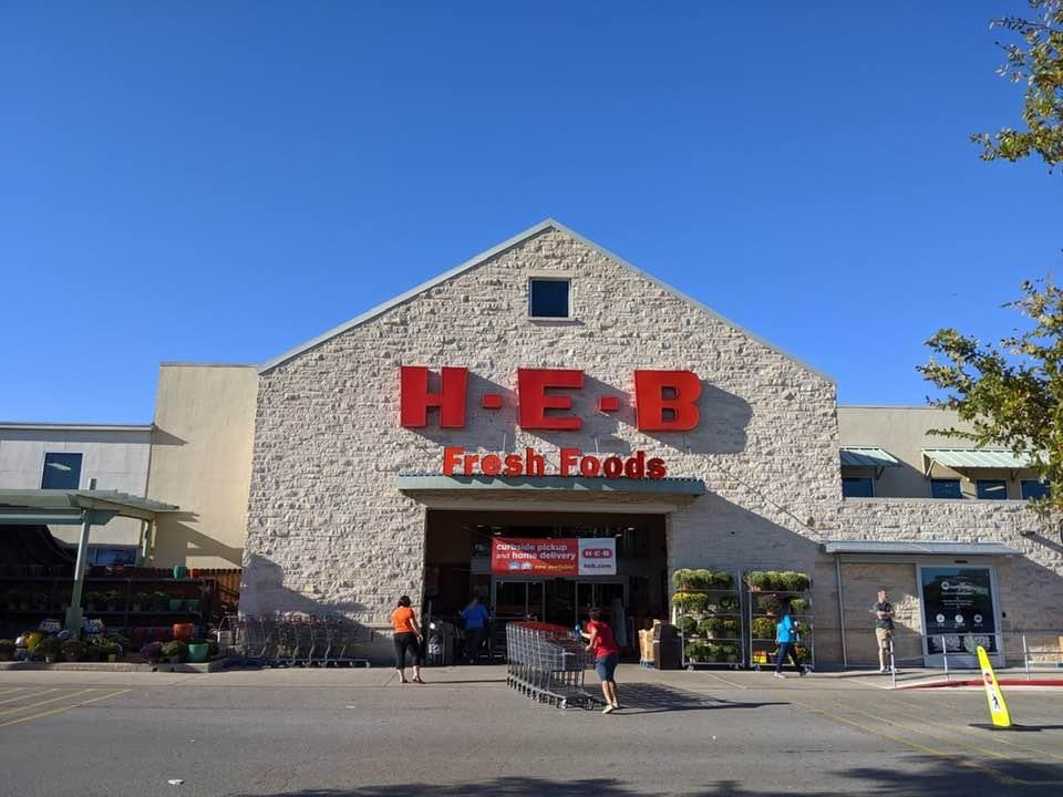 Finally, H-E-B