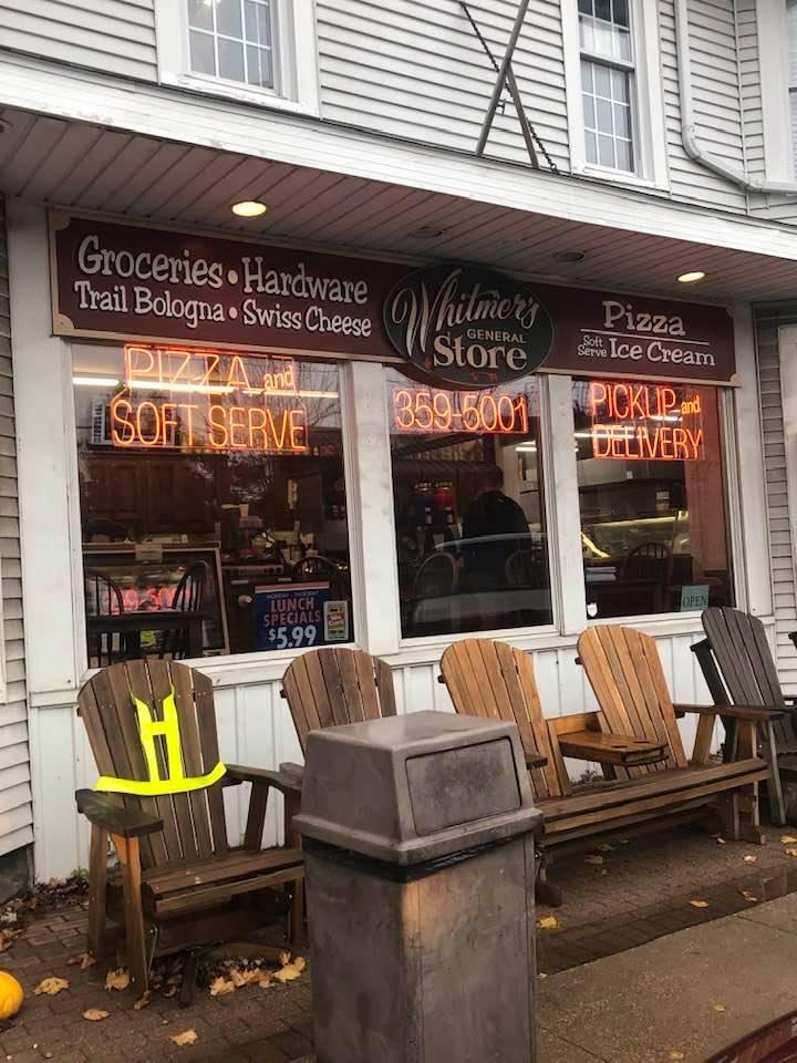 Whitmer's General Store – Winesburg, Ohio