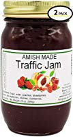 Amish Amazon:  Traffic Jam , Canadian Mennonite Cookbook, Peanut Butter Fudgies, and More!
