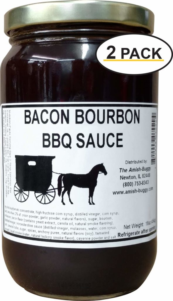 Amish Amazon – Bacon Bourbon BBQ Sauce, Fig Jam, Aunt Martha's, and More!