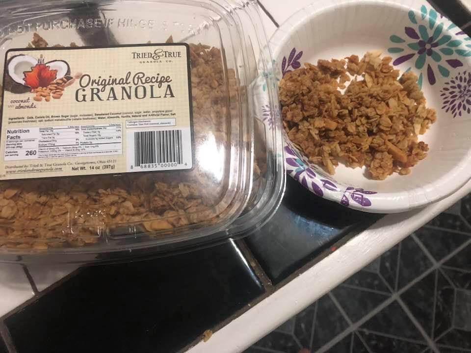 Granola Goodness