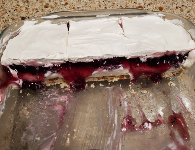 Weekly Blogroll:  Blueberry Delight,  Inside an Amish Food Store, Zucchini Stuffed Bread, and More!
