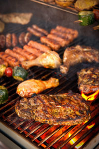 Amish Beef Recipes - Amish Steaks on Grill - Amish365