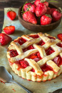 Amish Dessert Recipes - Amish baked tart - Amish365a