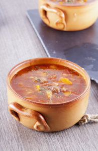 Amish Soup Recipes - Amish Soup in a crock - Amish365