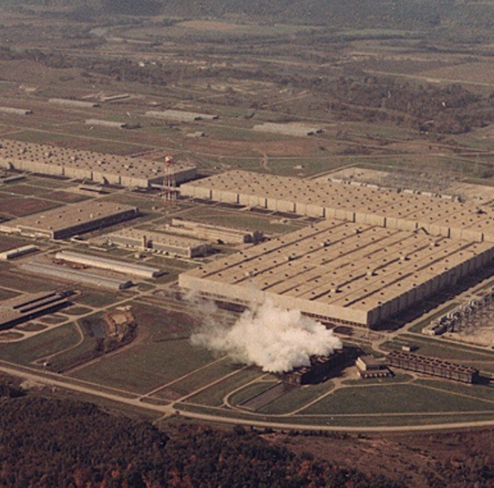 Portsmouth Gaseous Diffusion Plant - Amish365.com