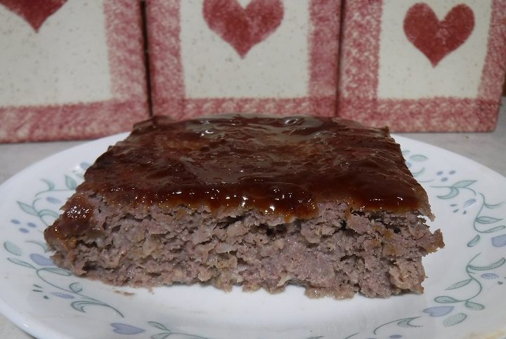 Delicious Amish Meatloaf