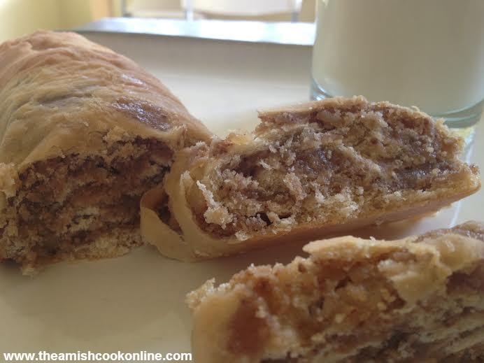 Grandma's Homemade Nut Bread