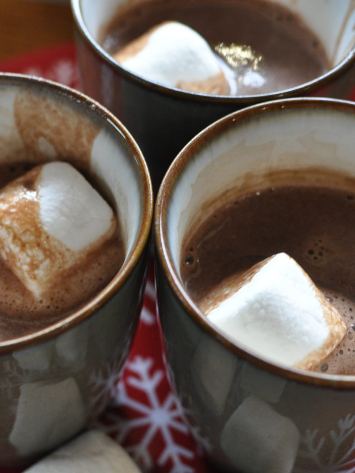 Amish Maple Marshmallow Hot Chocolate