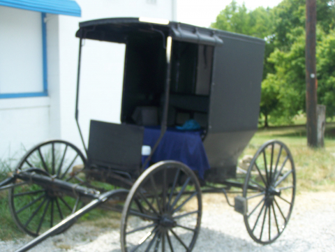 Living with the Amish - Part Six - Swartzentruber Amish